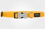 Collar para perro nylon amarillo