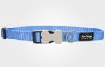 Collar para perro nylon azul