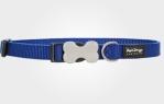 Collar para perro nylon azul oscuro