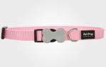 Collar-perro-nylon-rosa-palido