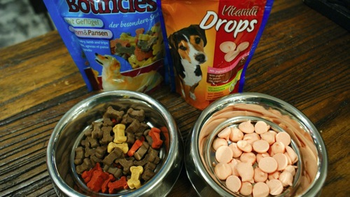 Chuches para perros